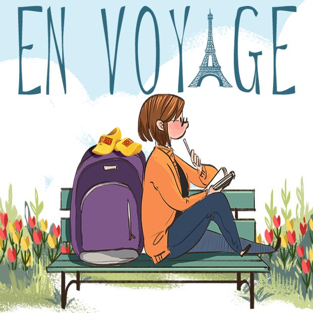 Lissy - En Voyage Girl