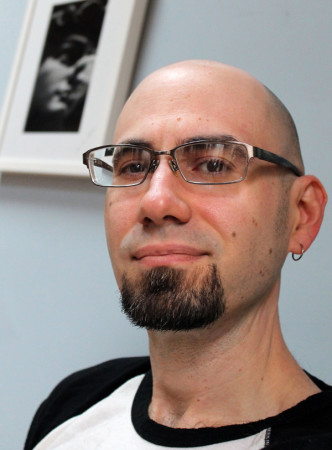 Nate Piekos Headshot
