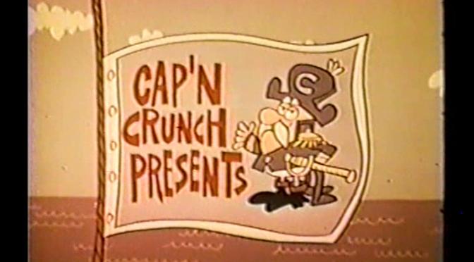 vintage capn crunch