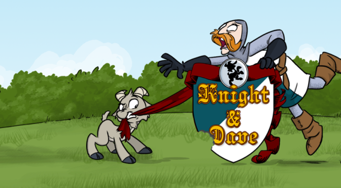 Knight and Dave