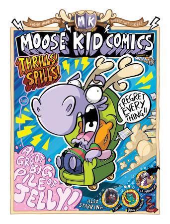 Jamie Smart Moose Kid