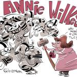 Frank Hansen Annie Wilkes Art