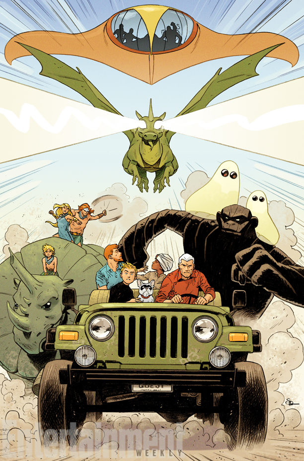 Future Quest DC Reboot